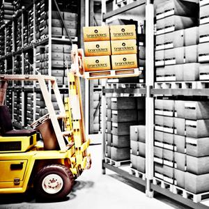 Leistungen, Lagerung und Logistik, brandident