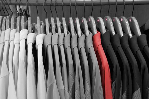 Textilsortiment, Kollektionen, brandident